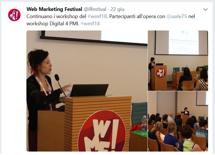 workshop marsella mariachiara web marketing per pmi